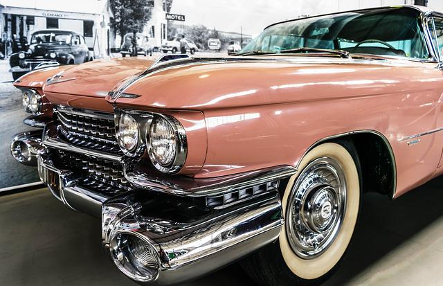 Oldtimer, Cadillac, Auto, Exotic, American, Usa