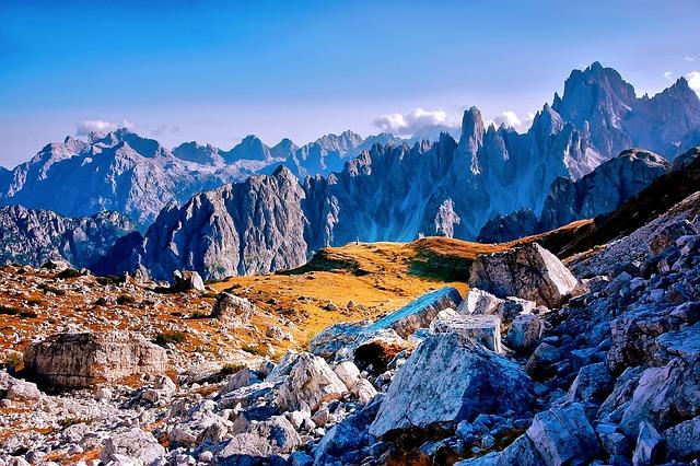 Cadini Di Misurina, Sesto, Freedom, Mountains, Auronzo
