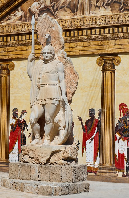 Ancient, Roman Empire, Armor, Caesar, Culture, Roman