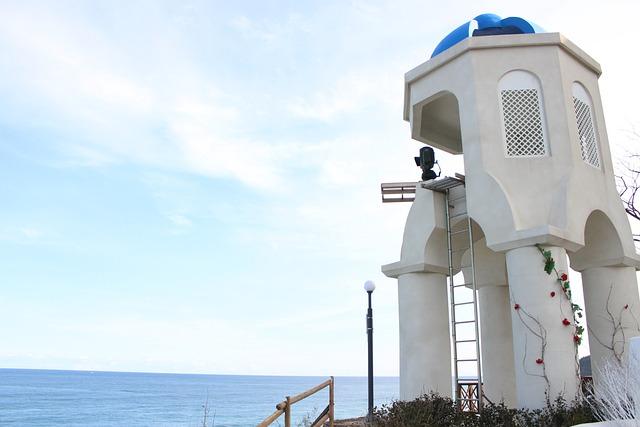 Beach Shoot Three, Three Santorini, Café