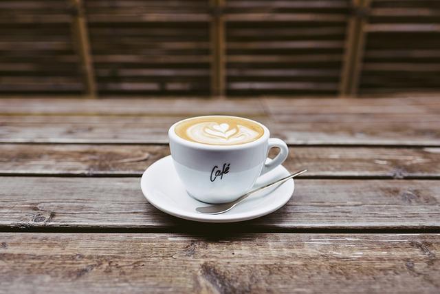 Cappuccino, Coffee, Breakfast, Caffeine, Cup, Dark