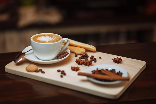 Coffee, Drink, Hot, Cup, Cappuccino, Saucer, Caffeine
