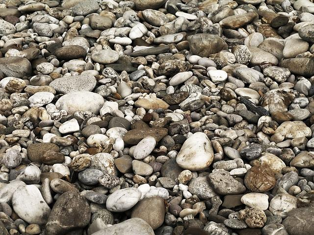Structure, Texture, Stones, Scree, Pebble, Cairn