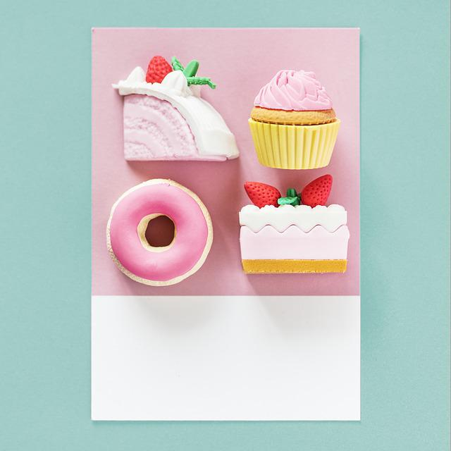 Arranged, Art, Background, Birthday, Cake, Candy, Card