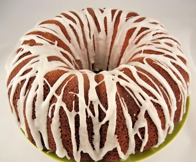 Citrus Bundt Cake, Cake, Confectioner Sugar, Baked