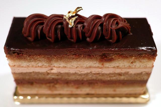 Cake, Patisserie, Chocolate, Opera