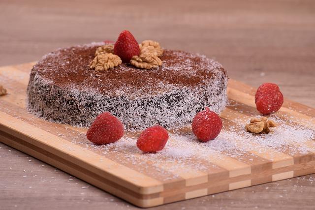 Sweet, Cake, Sugar, Fruit, Pastry, Food, Cream