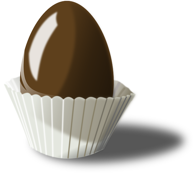 Egg, Chocolate, Sweet, Brown, Tart, Cake, Tartlet