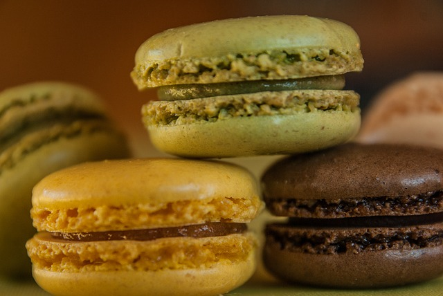 Macaroons, Pastry, Cakes, Biscuits