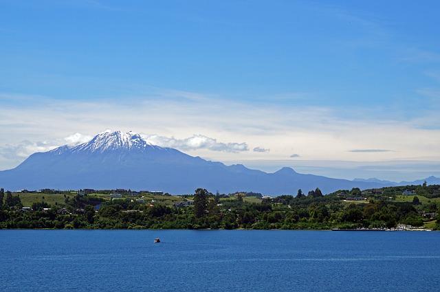 Calbuco Volcano, Puerto Varas, Chile