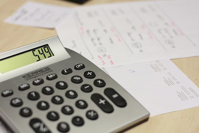 Calculator, Table, Bill, Work, Pay