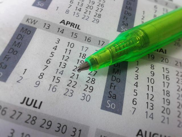 Time, Pen, Expression, Coolie, Date, Calendar, Leave