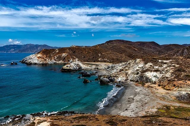 Catalina Island, California, Landscape, Scenic