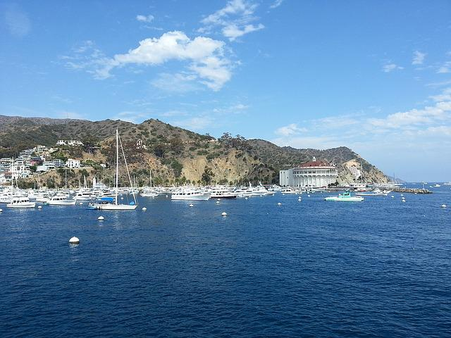 Catalina Island, California, Island, Vacation