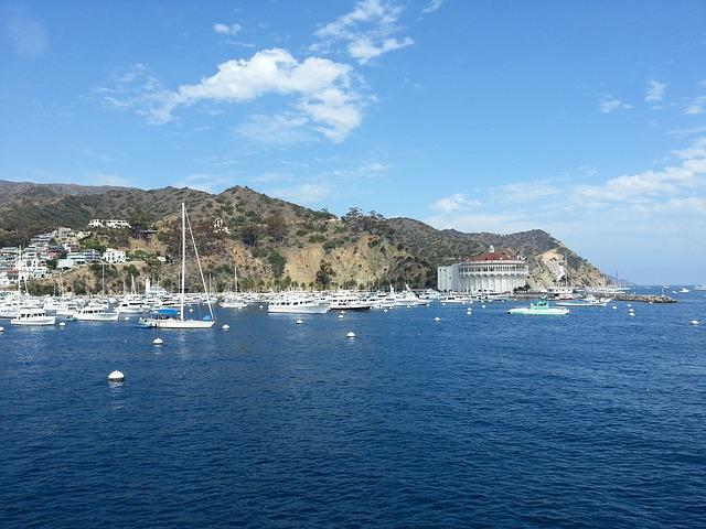 Catalina Island, California, Island, Vacation