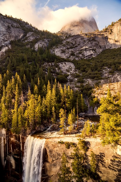 Yosemite, National Park, California, Landscape