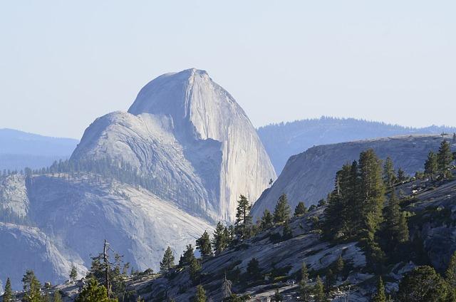 Usa, California, Yosemite National Park, Yosemite