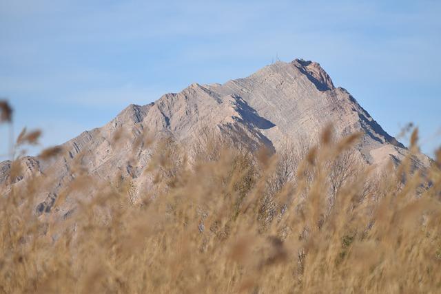 Frenchman Mountain, Las Vegas, Called Sunrise