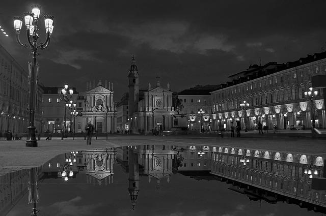 Torino, Piazza Carlo, Calm After The Storm