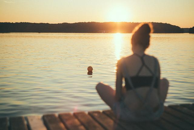 Nature, People, Alone, Blurred, Calm, Calmness