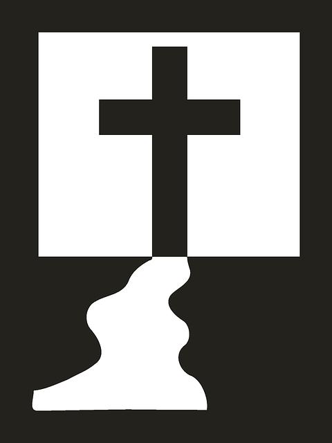 Calvary, Christianity, Cross, Logo, Religion