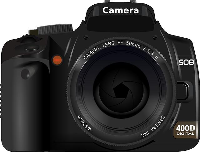 Camera, Digital, Portable, Cam, Photography, Lens