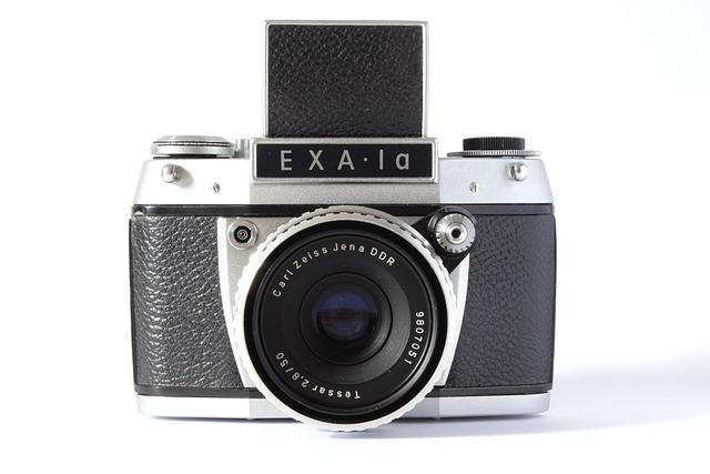 Camera, Analog, Old, Nostalgia, Photograph, Old Camera