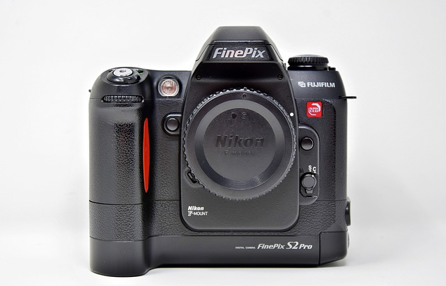 Camera, Digital Camera, Digital, Slr Camera, Fujifilm