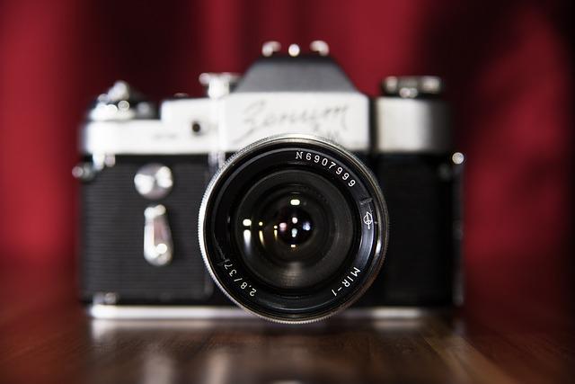 Camera, Photo, Photography, Old, Retro, Film, Analog