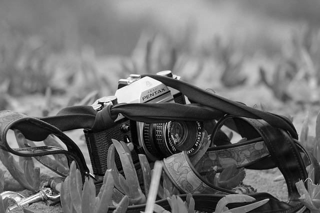Camera, Film, Retro, Film Camera