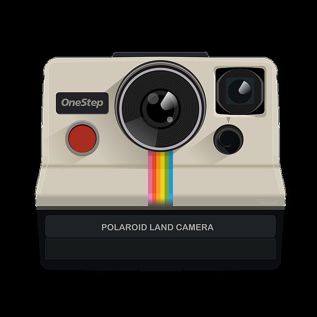Camera, Design Art, Film, Flash, Instant, Polaroid