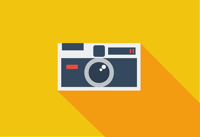 Camera, Flat, Kodak
