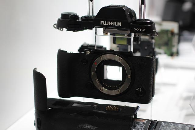 Fuji, Fujifilm, Camera, Items