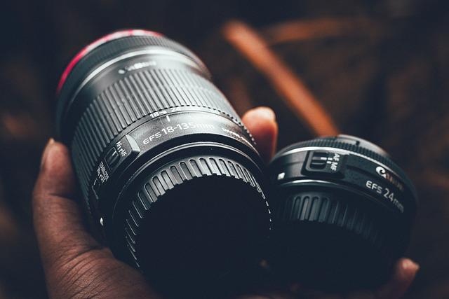 Camera Lens, Canon, Hand, Lens, Sri Lanka