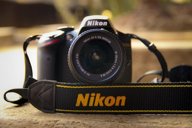 Camera, Lens, Nikon