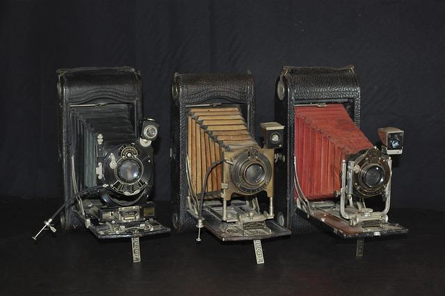 Photo Camera, Old, Camera, Collector, Old Camera