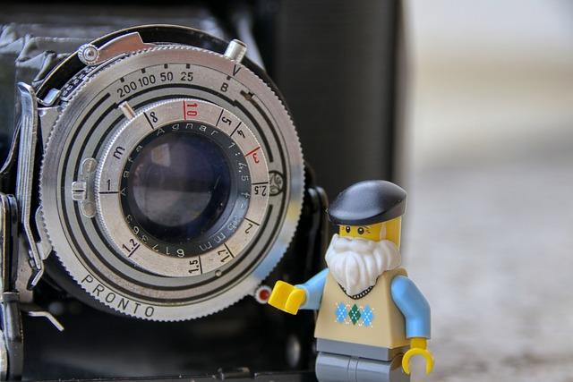 Lens, Camera, Photographer, Photograph, Technology