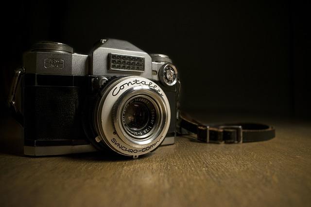Contaflex, Photography, Camera, Photo, Camera Old