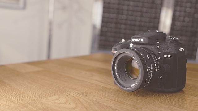 Camera, 3d Camera, Nikon Camera, Render Camera