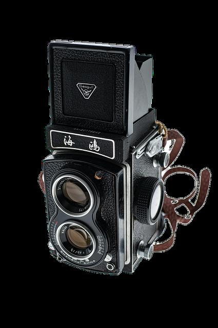Camera, Vintage- Camera, Retro