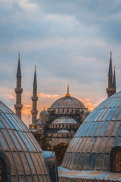 Sultan Ahmet Mosque, Cami, Mosque, Istanbul, Turkey
