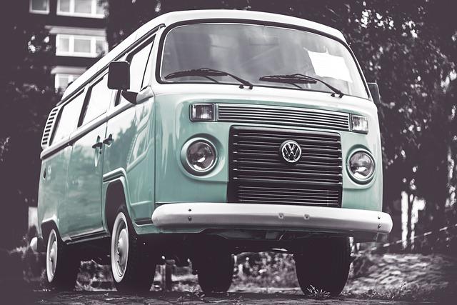 Vw Bulli, Vw Bus, Camper, Classic, Vehicle, Antique