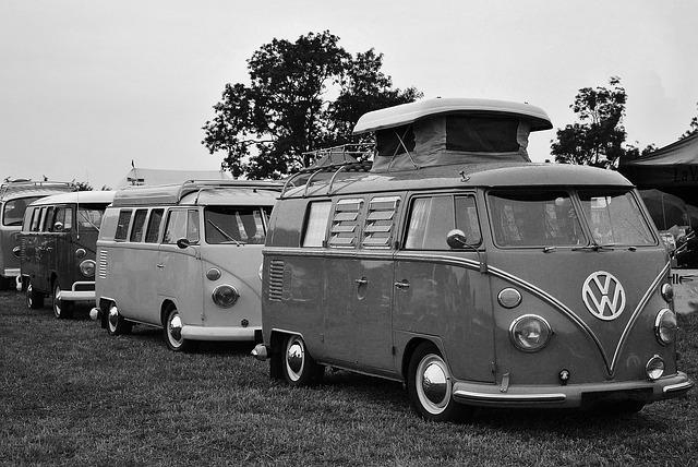 Vw Camper, Vintage, Car, Vw, Vehicle, Camper, Van