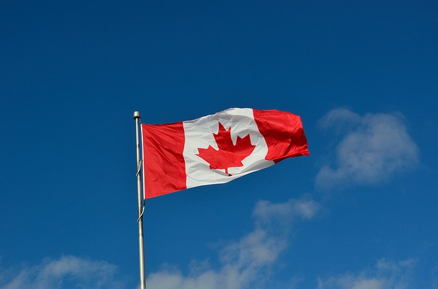 Canadian Flag, Canada, Maple, Country, Immigration