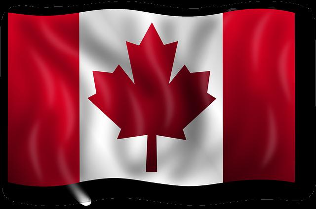 Canada, Flag, Canadian, Country, Emblem, Leaf, Maple