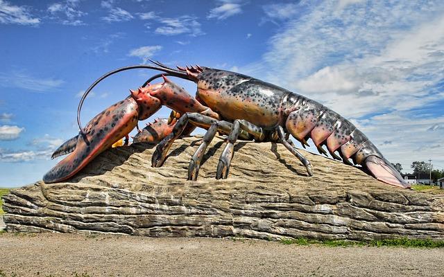 Lobster, Shediac, Canada, New Brunswick, Icon