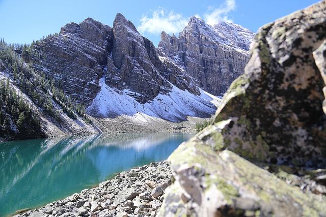 Lake Agnes, Canada, Lake, Agnes, Nature, Park, Alberta