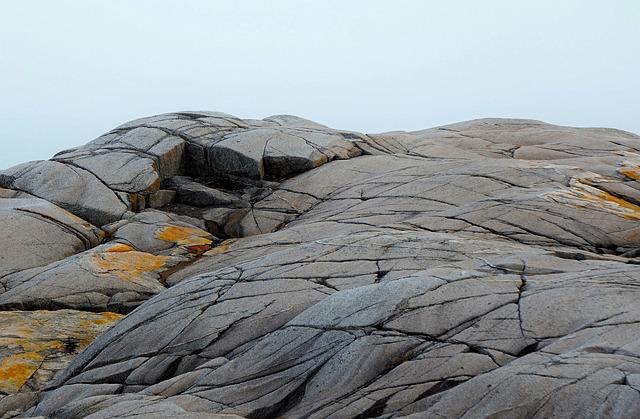 Rocks, Peggys Cove, Nova Scotia, Ocean, Canada, Nova