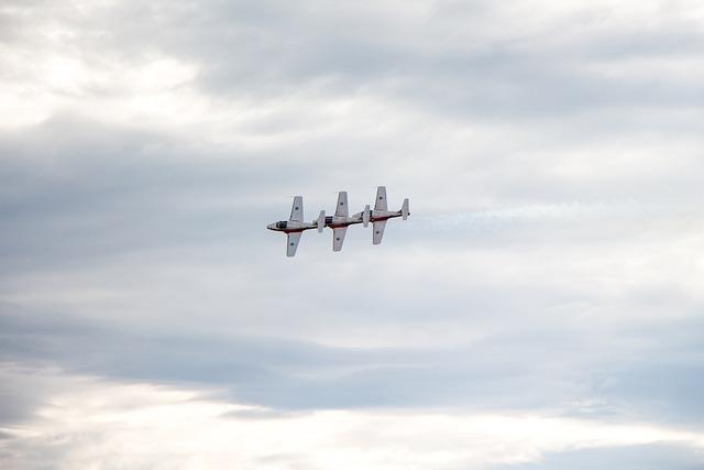 Snowbirds, Canada, Precision, Performance, Ct-114 Tutor