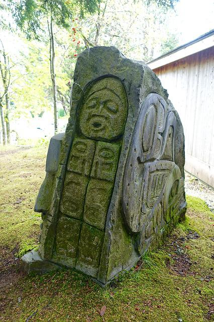Totem, Stone, Canadian, Culture, Spirituality